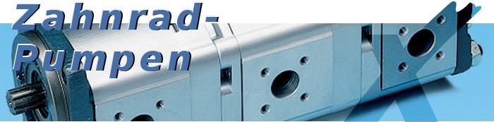 Zahnradpumpen von Bosch/Rexroth